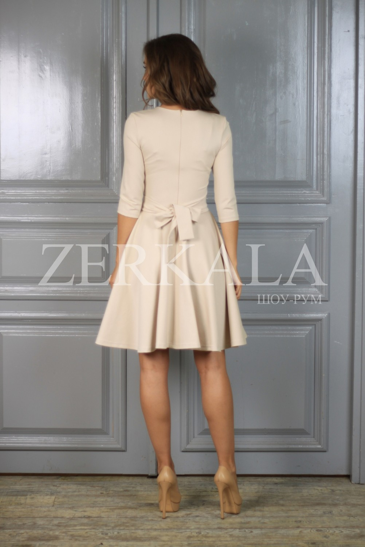 Купить короткое платье