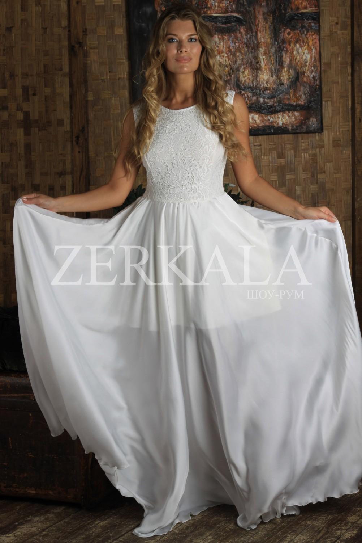 Интернет платье белое доставка