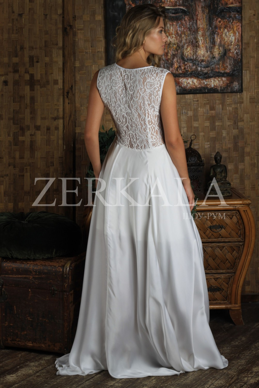 Купить Белое Длинное Платье В Спб