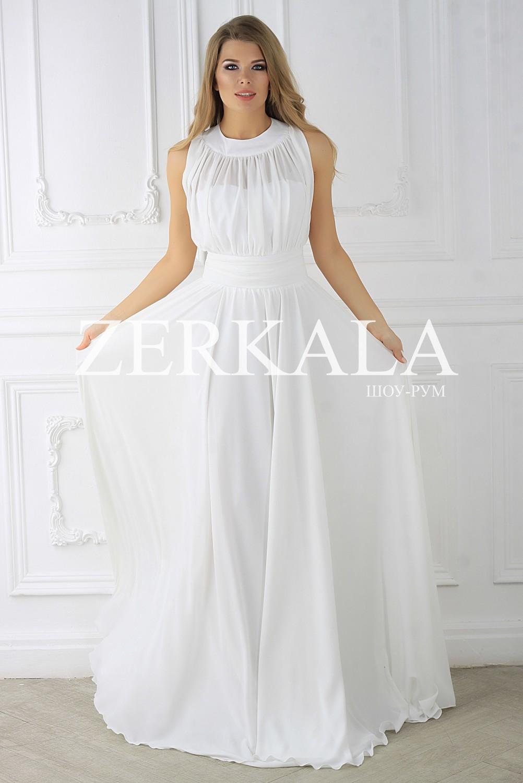 Вечернее Белое Платье С Доставкой