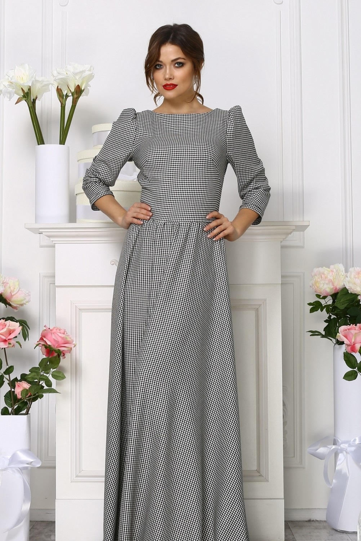 Купить Теплое Платье Москва