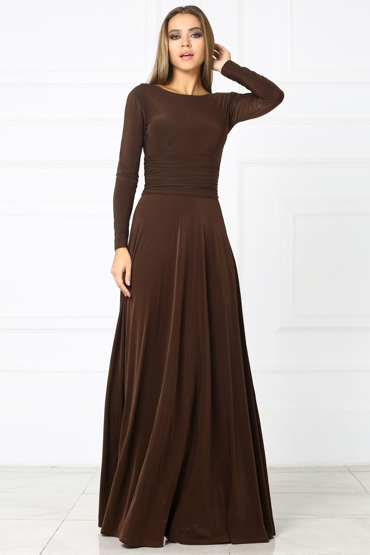 Купить Длинное Вечернее Платье В Пол