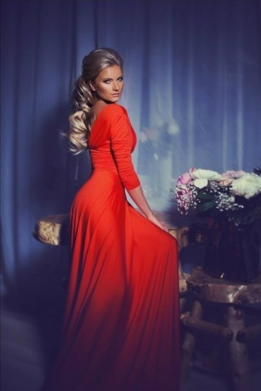 Длинные платья и юбки доставка