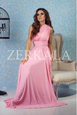 Платье трансформер, цвет розовый