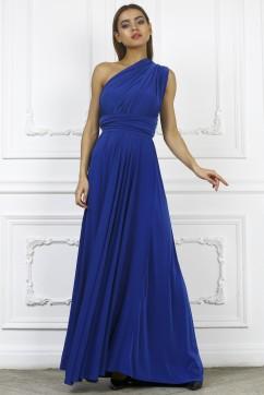 Платье трансформер, цвет синий
