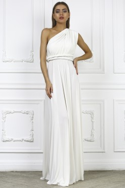 Платье трансформер, цвет белый