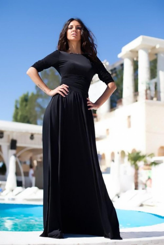 Купить Красивое Платье Длинное
